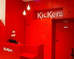 Signalétique intérieure & extérieure-Kickers