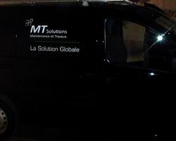 Signalétique intérieure & extérieure - Marquage véhicule