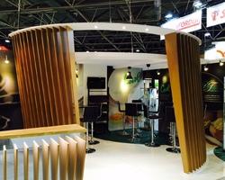 Teraka Design - Fabrication de stand d'exposition traditionnel-Cap traiteur