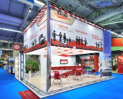Teraka Design - Fabrication de stand d'exposition traditionnel-Sacer