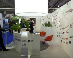 Teraka Design - Fabrication de stand d'exposition traditionnel-TowerCast